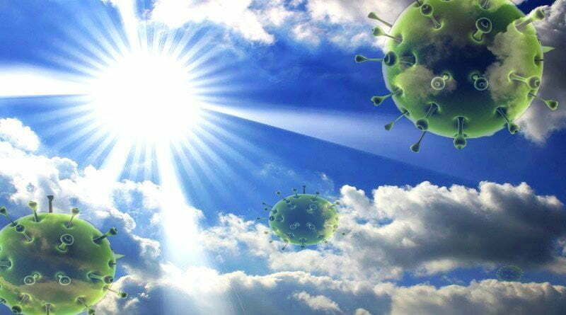 هل تقضي أشعة الشمس على فيروس كورونا؟