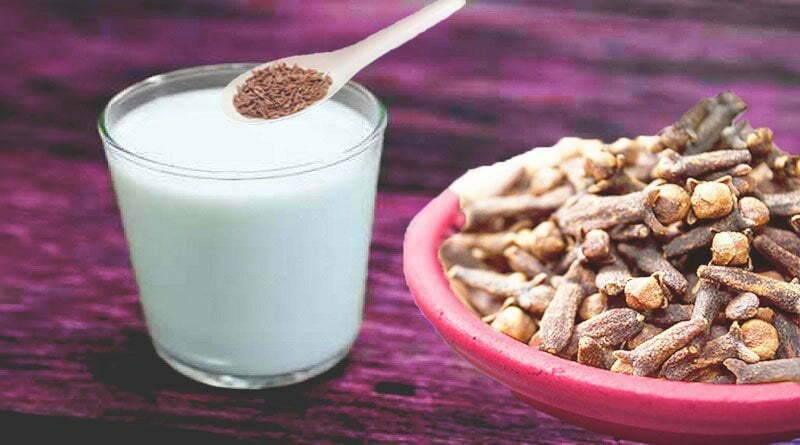 تعرف على فوائد تناول القرنفل مع كأس من الحليب كل ليلة