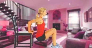 تمارين رياضية سهلة يمكن القيام بها في المنزل