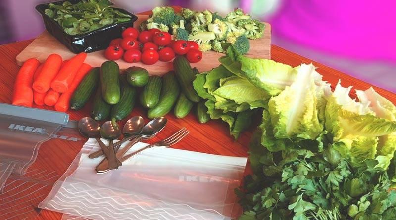 كيف تحافظ على طراوة الخضروات لفترة طويلة