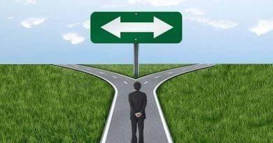 كيفية اتخاذ القرارات المصيرية