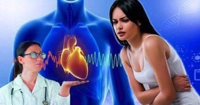 5 علامات تحذرك من أن قلبك يعاني من مشكلة ما