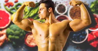 بعض الأغذية التي تساعد على بناء العضلات