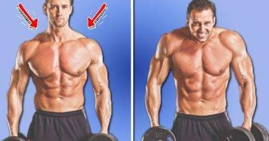 تمارين ستساعدك على تضخيم عضلة الترابز
