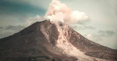 بعض الكوارث الطبيعية التي حدثت في الماضي