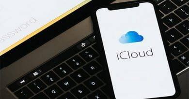 كيفية إنشاء حساب iCloud